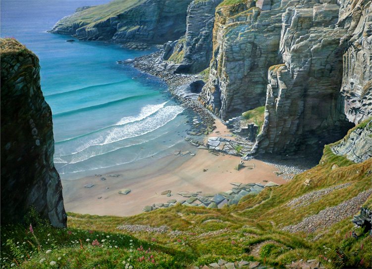 Bedruthan Steps, Padstow